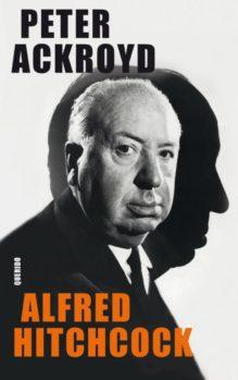 Omslag Peter Ackroyd - Alfred Hitchcock
