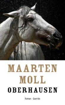 Omslag Oberhausen - Maarten Moll
