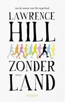 Omslag Zonder land - Lawrence Hill
