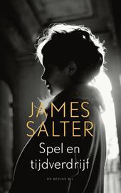Omslag Spel en tijdverdrijf - James Salter