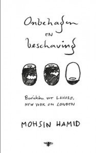 Omslag Onbehagen en beschaving - Mohsin Hamid