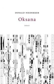 Omslag Oksana - Donald Niedekker