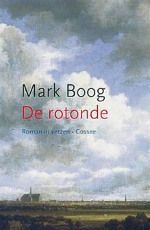 Omslag De rotonde - Roman in verzen - Mark Boog