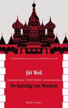 Omslag De hartslag van Moskou - Jiří Weil