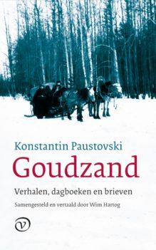 Omslag Goudzand - Konstantin Paustovski