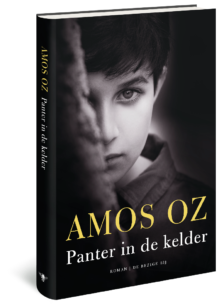 Omslag Panter in de kelder - Amos Oz