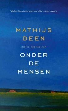 Omslag Onder de mensen - Mathijs Deen