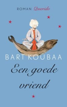 Omslag Een goede vriend - Bart Koubaa