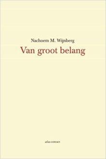 Omslag Van groot belang - Nachoem M. Wijnberg
