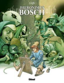 Omslag Jheronimus Bosch - Griffo