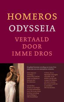 Omslag Homeros Odysseia - Vertaald door Imme Dros