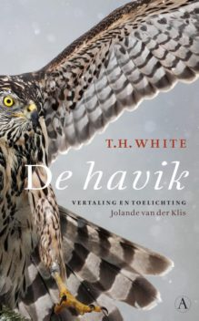 Omslag De havik - T.H. White