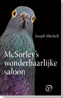 Omslag Mc Sorley's wonderbaarlijke saloon - Joseph Mitchell