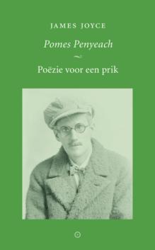 Omslag Pomes Penyeach, poëzie voor een prik - James Joyce
