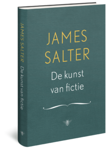 Omslag De kunst van fictie - James Salter