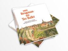 Omslag Van Brugman tot Ter Balkt - Riny Jans en Joan ten Hove
