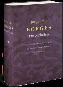 Omslag De Verhalen - Jorge Luis Borges