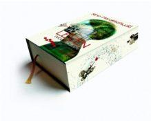 Omslag Het achtste leven (voor Brilka) - Nino Haratischwili