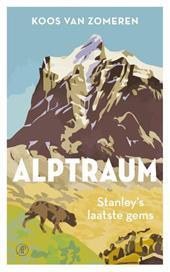 Omslag Alptraum - Koos van Zomeren