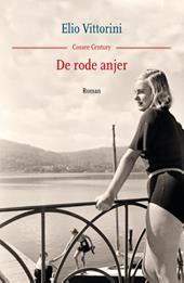 Omslag De rode anjer - Elio Vittorini