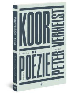 Omslag Koor - Peter Verhelst