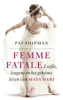 Omslag Femme fatale - Pat Shipman