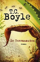 Omslag De terranauten - T. Coraghessan Boyle