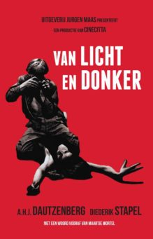 Omslag Van licht en donker - Anton Dautzenberg ; Diederik Stapel