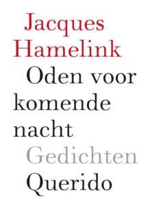 Omslag Oden voor komende nacht - Jacques Hamelink