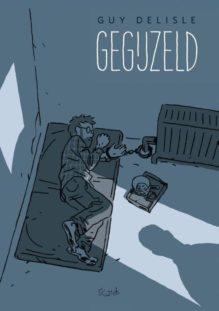 Omslag Gegijzeld - Guy Delisle