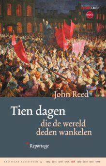 Omslag Tien dagen die de wereld deden wankelen - John Reed