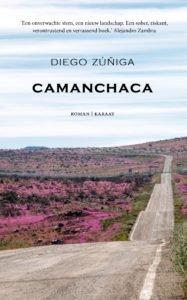 Omslag Camanchaca - Diego Zúñiga