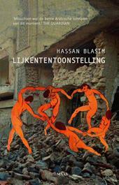 Omslag Lijkententoonstelling - Hassan Blasim