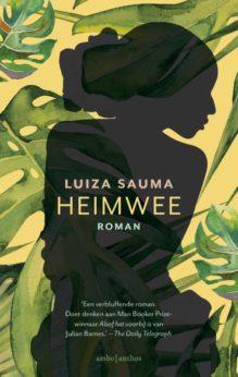Omslag Heimwee - Luize Sauma