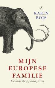Omslag Mijn Europese familie - Karin Bojs