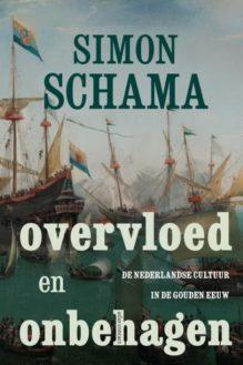 Omslag Overvloed en onbehagen - Simon Schama