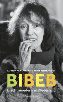 Omslag Bibeb - Adinda Akkermans ; Roos Menkhorst