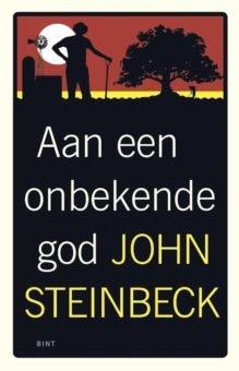 Omslag Aan een onbekende god - John Steinbeck