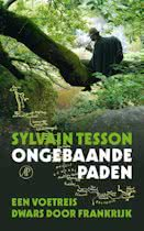 Omslag Ongebaande paden - Sylvain Tesson