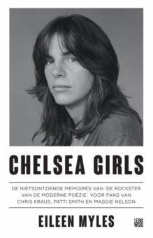 Omslag Chelsea Girls - Eileen Myles