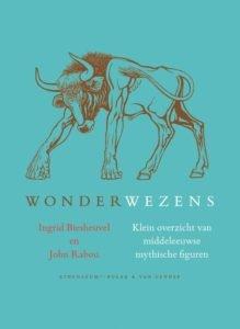 Omslag Wonderwezens - Ingrid Biesheuvel, John Rabou