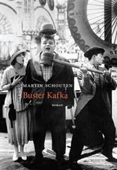 Omslag Buster Kafka - Martin Schouten