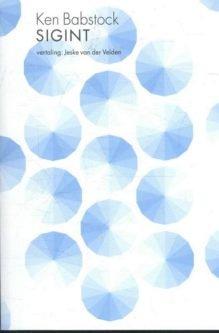 Omslag Sigint - Ken Babstock
