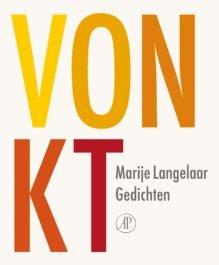 Omslag Vonkt - Marije Langelaar