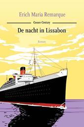 Omslag De nacht in Lissabon - Erich Maria Remarque
