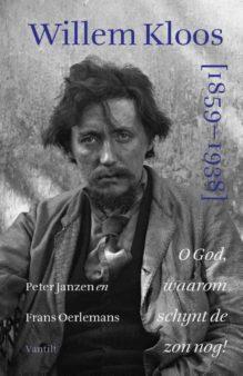 Omslag Willem Kloos 1859-1938 - Peter Janzen ; Frans Oerlemans