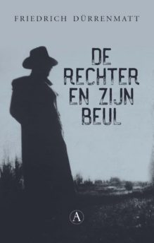 Omslag De rechter en zijn beul - Friedrich Dürrenmatt