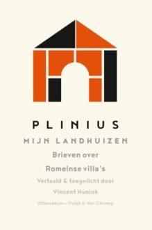 Omslag Mijn landhuizen - Plinius