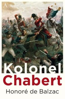 Omslag Kolonel Chabert - Honoré de Balzac