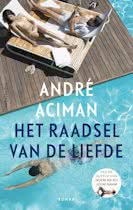 Omslag Het raadsel van de liefde - Andre Aciman